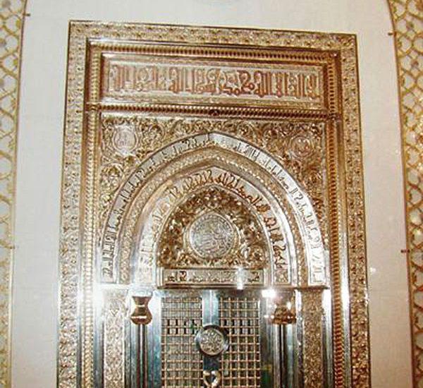 محراب مسجد کوفه