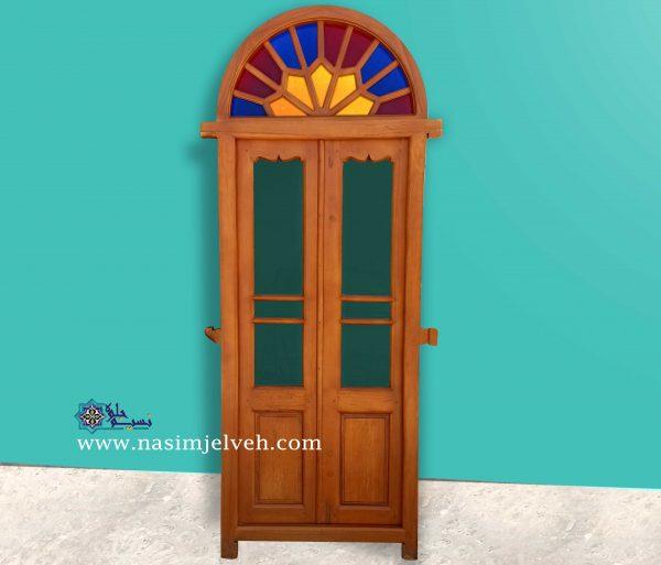 درب سنتی قدیمی