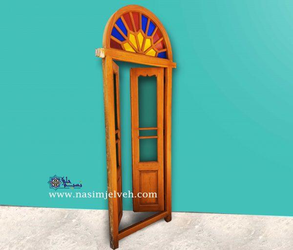 Old traditional door